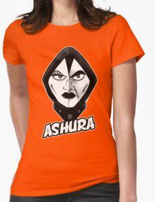 Baron Ashura Mazinger Womens Fitted T-Shirt