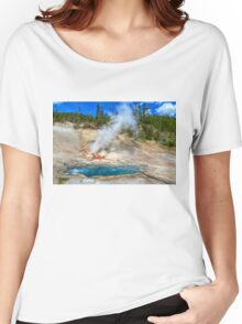 Letting Off Steam Women's Relaxed Fit T-Shirt