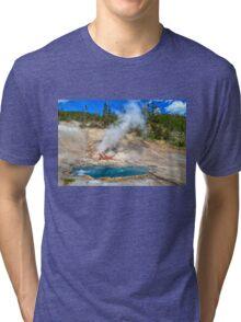 Letting Off Steam Tri-blend T-Shirt