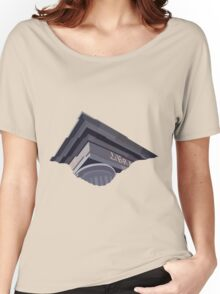 //State Library of Victoria Women's Relaxed Fit T-Shirt