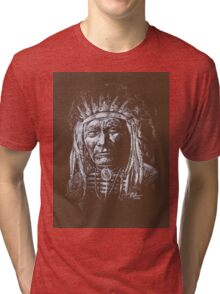 Algonquin Chief Tri-blend T-Shirt