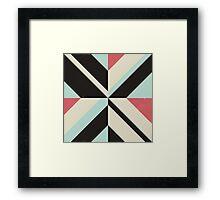 HERE VIII Framed Print