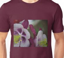 Columbines After The Rain Unisex T-Shirt