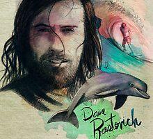 "Dave ""Rasta"" Rastovich by Alfonso Rosso"