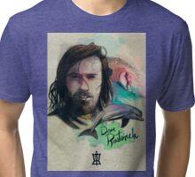 "Dave ""Rasta"" Rastovich Tri-blend T-Shirt"