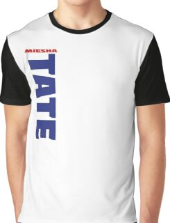 Miesha Tate Graphic T-Shirt