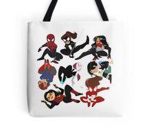 Spider-Gals 2.0 Tote Bag