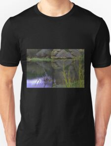Mirrored Pond Unisex T-Shirt
