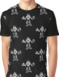 Gerald the Gunslinger [BLACK] Graphic T-Shirt