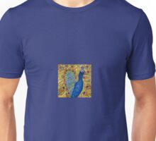 Colorful Peacock Unisex T-Shirt