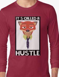 Fox Minialist Long Sleeve T-Shirt
