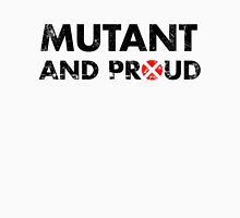 Mutant and proud - black Unisex T-Shirt
