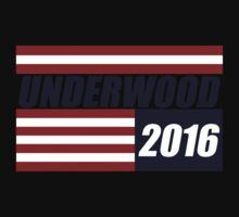 UNDERWOOD 2016 CAMPAIGN  Kids Tee