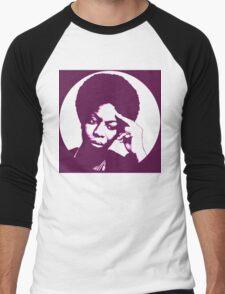 Nina simone - best african singer Men's Baseball ¾ T-Shirt