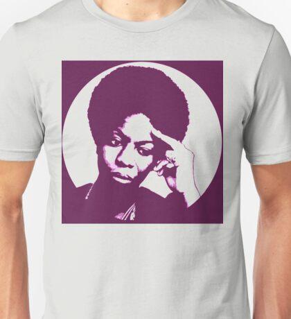 Nina simone - best african singer Unisex T-Shirt