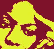 Nina simone - best african singer Sticker