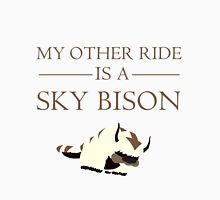 My Other Ride is a Sky Bison Unisex T-Shirt