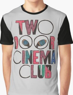 Two Door Cinema Club Graphic T-Shirt