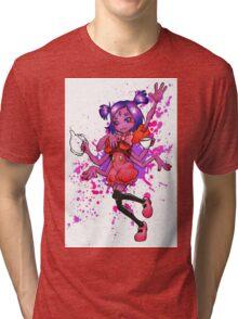 Muffet - Undertale Tri-blend T-Shirt