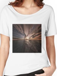 Fantasy Sunset 8 Women's Relaxed Fit T-Shirt