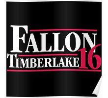 Fallon Timberlake 2016 Poster