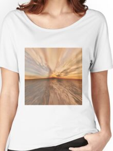 Fantasy Sunset 9 Women's Relaxed Fit T-Shirt