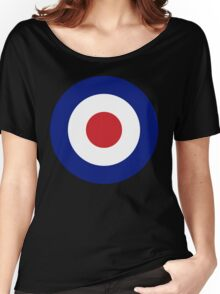 Roundel Women's Relaxed Fit T-Shirt