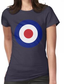 Roundel Womens Fitted T-Shirt