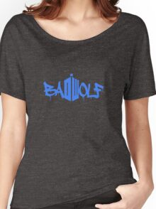 Bad Wolf Doctor Who DR Badwolf Women's Relaxed Fit T-Shirt