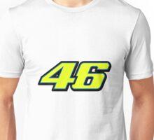 Valetino Rossi 46 Unisex T-Shirt