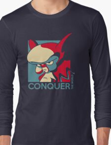 Conquer the World! Long Sleeve T-Shirt