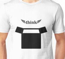 Think Outside the Box Unisex T-Shirt