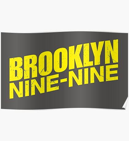 Brooklyn nine nine - tv series Poster