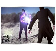 WORLD OF DREAMS - The Masked Man  Poster