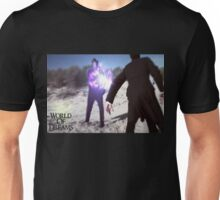 WORLD OF DREAMS - The Masked Man  Unisex T-Shirt