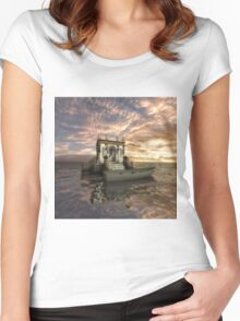 Fantasy Tower Women's Fitted Scoop T-Shirt