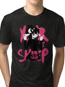 Sheep Year Tri-blend T-Shirt