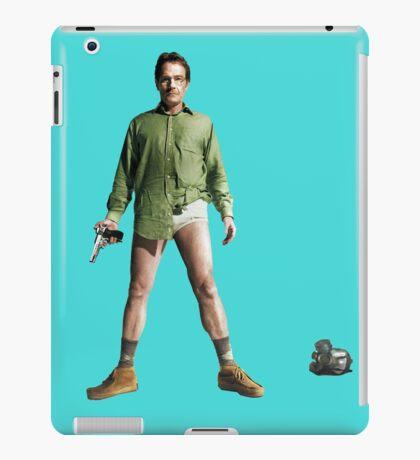 Breaking Bad Walter White 1° Season iPad Case/Skin
