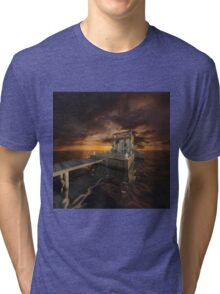Fantasy Tower 2 Tri-blend T-Shirt