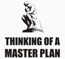 Master Plan Kids Tee