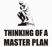Master Plan One Piece - Short Sleeve