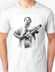 Leatherface Lives Unisex T-Shirt