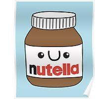 Kawaii Nutella Poster