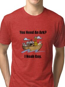 Noah Ark Tri-blend T-Shirt