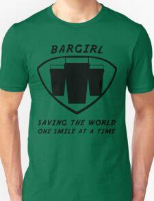 Bargirl Unisex T-Shirt