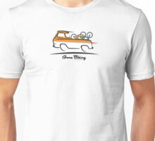 1961 Ford Econoline Pickup Truck Gone Biking Unisex T-Shirt