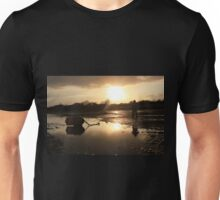 Photographing the Sunset Unisex T-Shirt