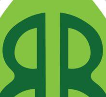 Brilliant Botany Logo Sticker