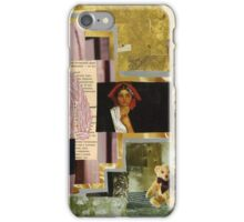 collage number 35 iPhone Case/Skin