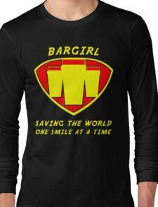 Bargirl Long Sleeve T-Shirt